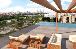 Las vistas a la ribera, la piscina y el gimnasio a sólo un paso de tu hogar