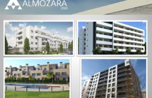 ¿Buscas piso de obra nueva en Zaragoza? Estás en buenas manos