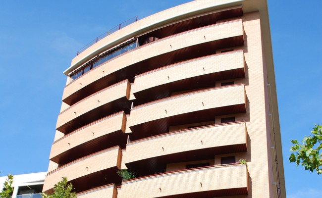 Edificio Alcoraz