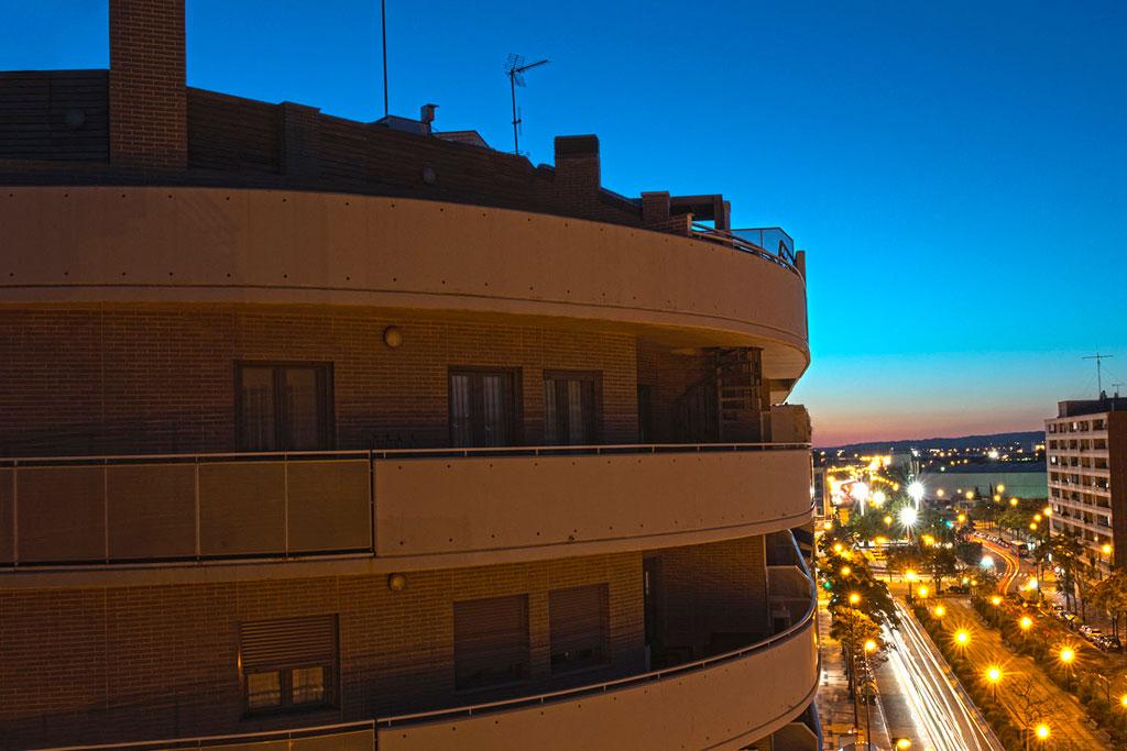 Edificio Avenida Cesáreo Alierta