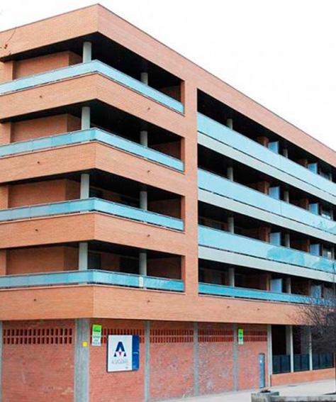 Edificio Calixto Ariño