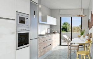 Próxima construcción de 40 viviendas situadas en Lagos de Coronas Zaragoza