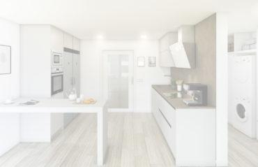 La cocina, el mejor punto de reunión de la casa