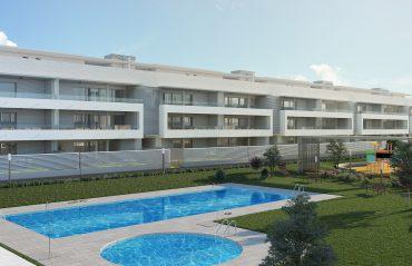 Almozara 2000, viviendas con la máxima eficiencia energética