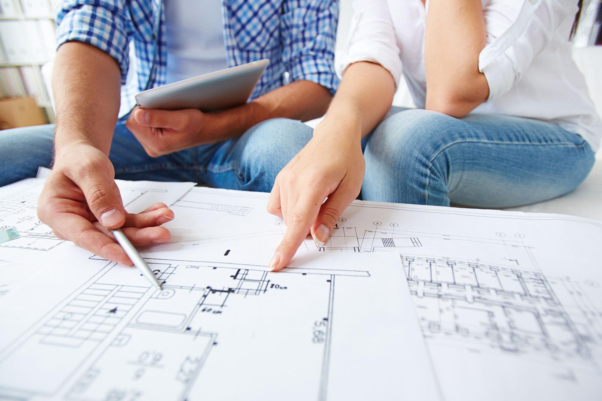 ¿Cómo interpretar correctamente los planos de viviendas?