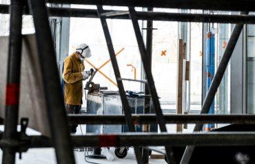 Medidas preventivas frente al Covid-19 en empresas de construcción