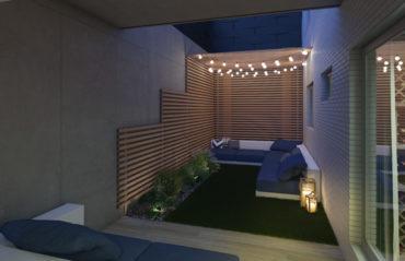 Ventajas de una vivienda con patio inglés