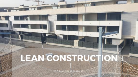Lean Construction: ¿Qué es y qué ventajas tiene?